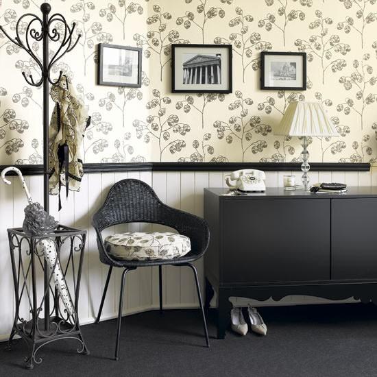 Glamorous hallway | Hallways | Hallways ideas | Image | Housetohome