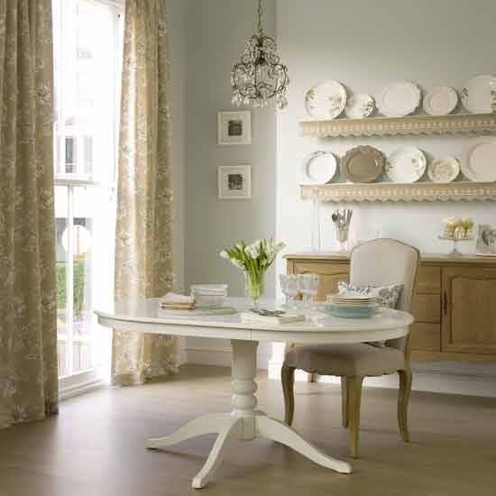 Eclectic dining room | Dining rooms | Dining room ideas | Image | Housetohome
