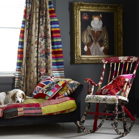 Eclectic living room | Living rooms | Living room ideas | Image | Housetohome