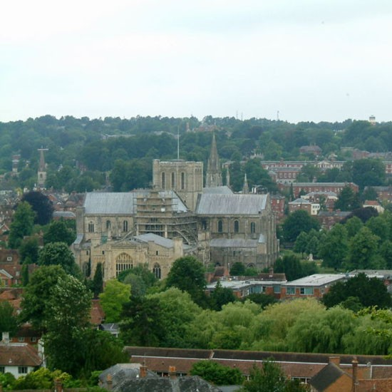 Best places to live | Winchester | Popular cities | PHOTO GALLERY | Housetohome.co.uk