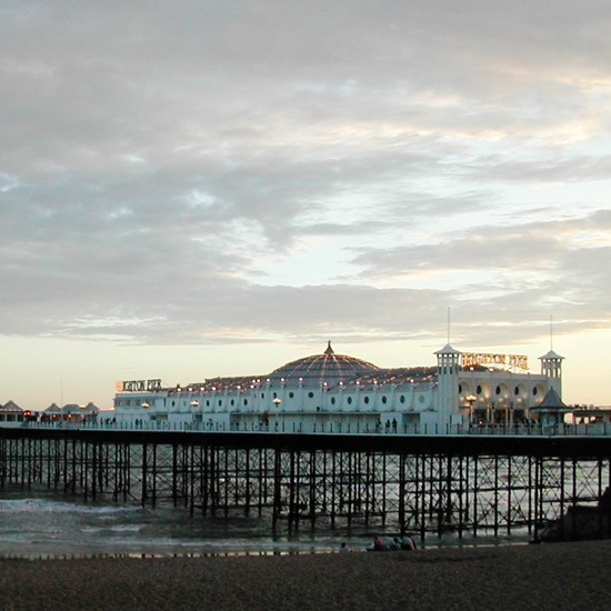 Best places to live | Brighton | Popular cities | PHOTO GALLERY | Housetohome.co.uk