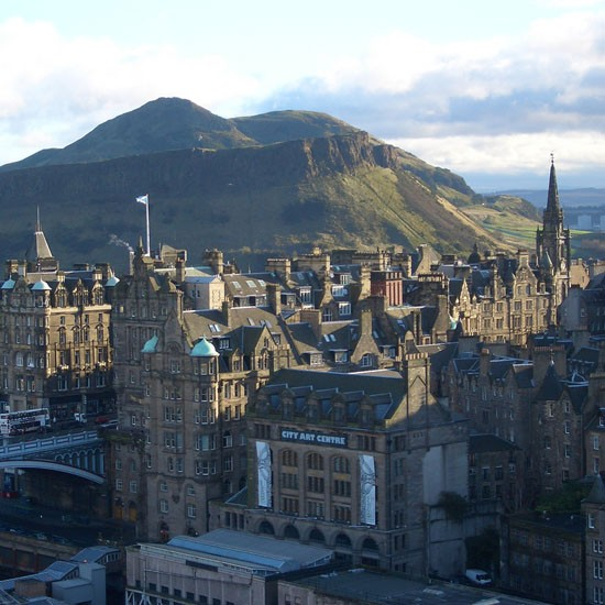 Best places to live | Edinburgh | Popular cities | PHOTO GALLERY | Housetohome.co.uk