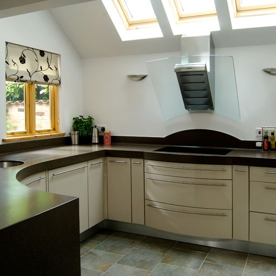 Sky lights kitchen   Kitchens   Kitchen ideas   Image   Housetohome