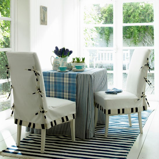Cosy country dining room | Dining rooms | Dining room ideas | Image | Housetohome