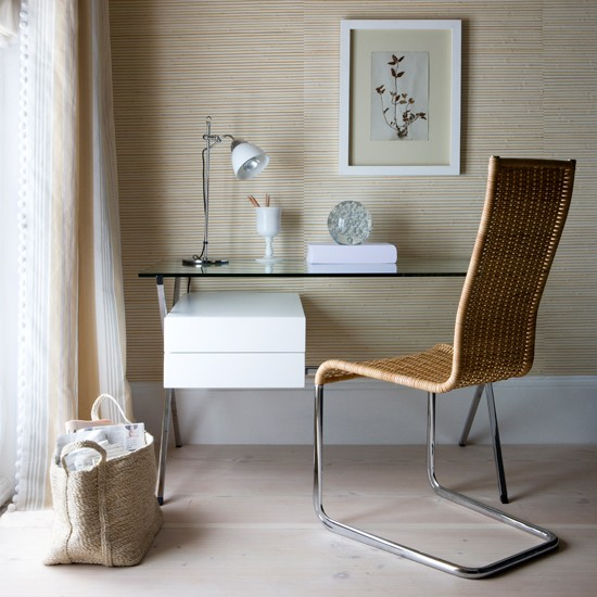 Smart home office | Home offices | Home office ideas | Image | Housetohome