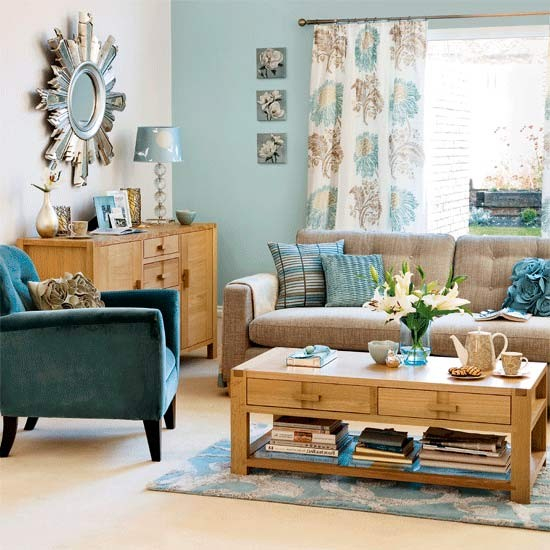 Brilliant Duck Egg Blue and Brown Living Room Ideas 550 x 550 · 81 kB · jpeg