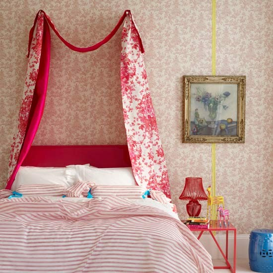 Funky wallpaper for bedrooms