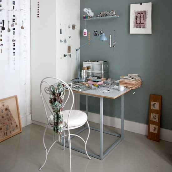 Creative corner space | Home offices | Home office ideas | Image | Housetohome