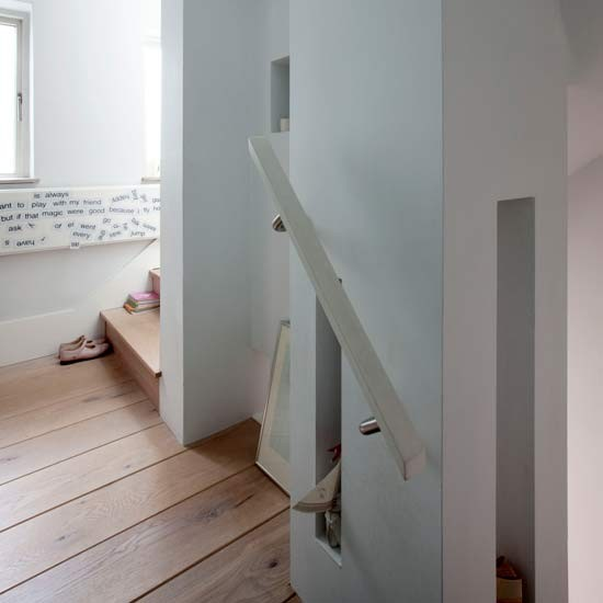 Cubby Hole Storage Hallways Storage Solutions Image