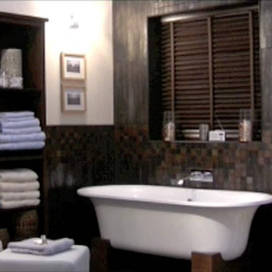 Spa Chic Bathroom Ideas Video Housetohome