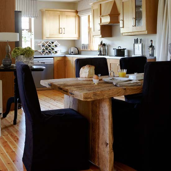 Country Kitchen Ideas Uk: Country Kitchen-diner