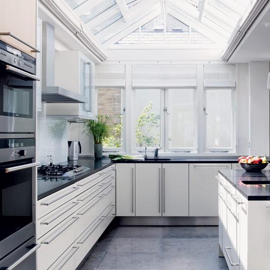Conservatory-style kitchen | Kitchens | Decorating ideas | Housetohome