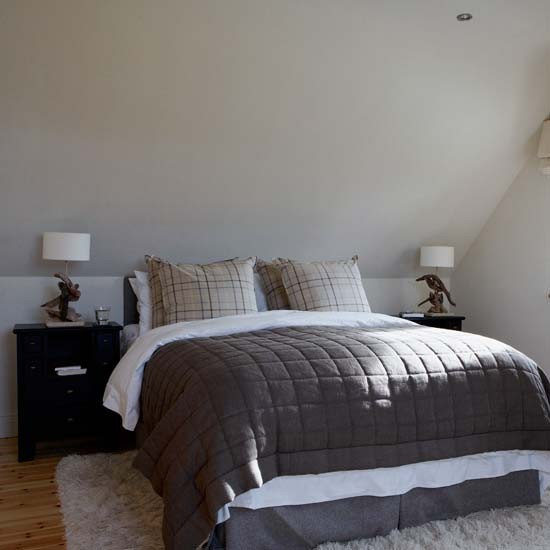 Cosy attic bedroom | Bedroom design ideas | Image | housetohome