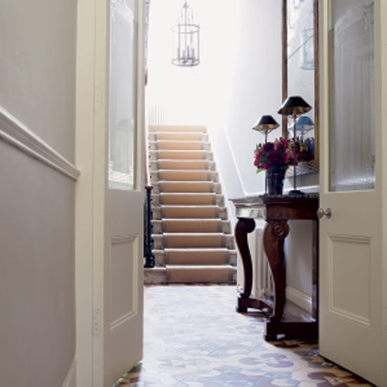 Elegant tiles hallway | Hallways | Decorating ideas | Image ...