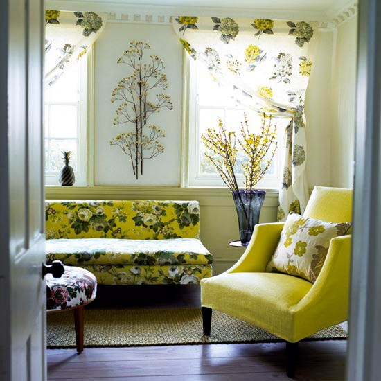 Fifties-style living room | Living rooms | Decorating ideas | Image | Housetohome