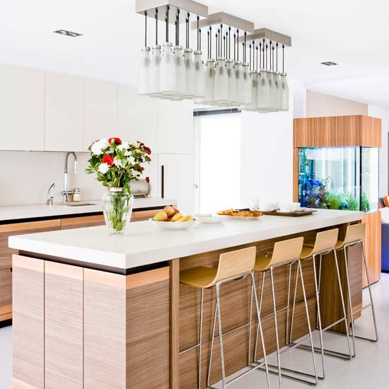 Streamline Kitchen Kitchens Decorating Ideas Image