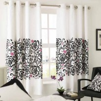 Calista ready-made lined curtains, from £48.95 per pair (W168 x L183cm), Linda Barker range for Ashley Wilde
