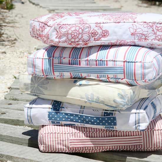 How to make a box carry cushion   Craft projects for the bank holiday weekend   Craft ideas   PHOTO GALLERY   Housetohome