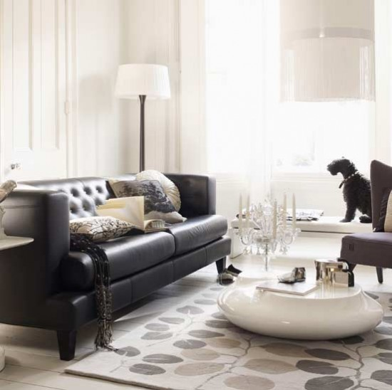 Old-school glamour living room | Living rooms | Decorating ideas | Image | Housetohome