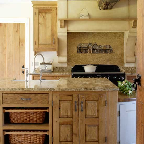Rustic Charm Kitchen