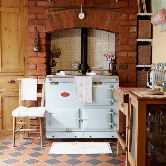 How to plan a country style kitchen pick the perfect for Perfect country kitchen