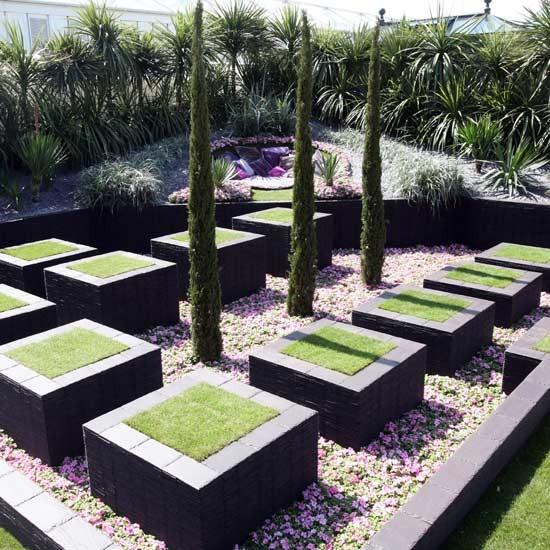 Luxurious Lavender Garden