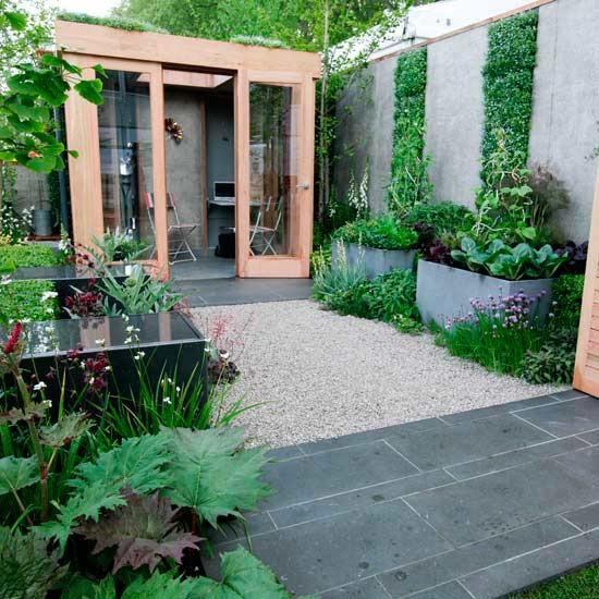 Give your garden a makeover easy garden transformations for Home and garden room ideas