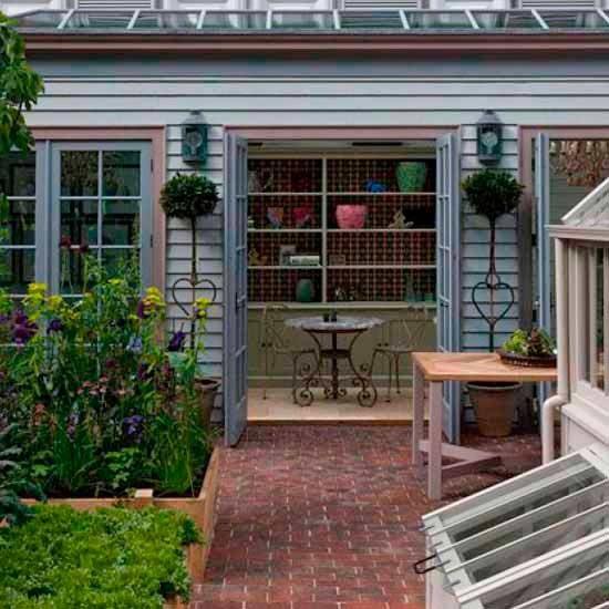 Orangery garden | Chelsea Flower Show | Image | Housetohome
