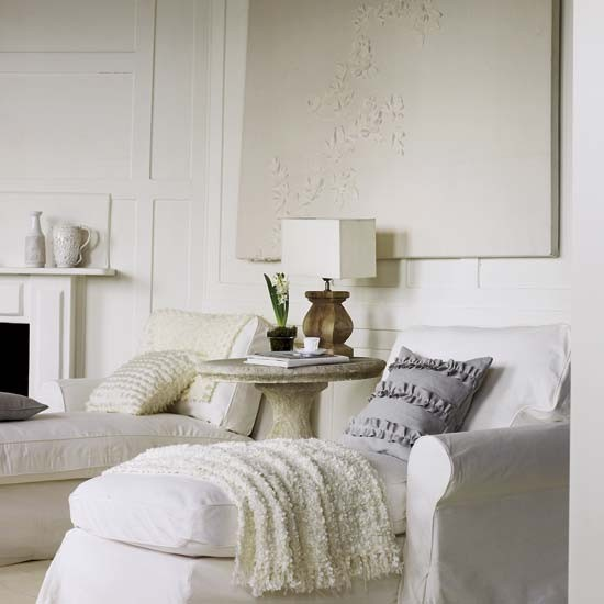 His and hers living room | Living rooms | Living room ideas | Image | Housetohome