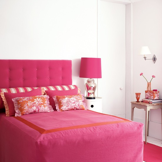 Indian summer colours bedroom | Image | housetohome