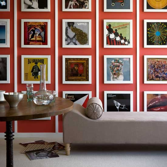 Album art collections | Transform your walls | Home ideas | PHOTO GALLERY | Housetohome.co.uk
