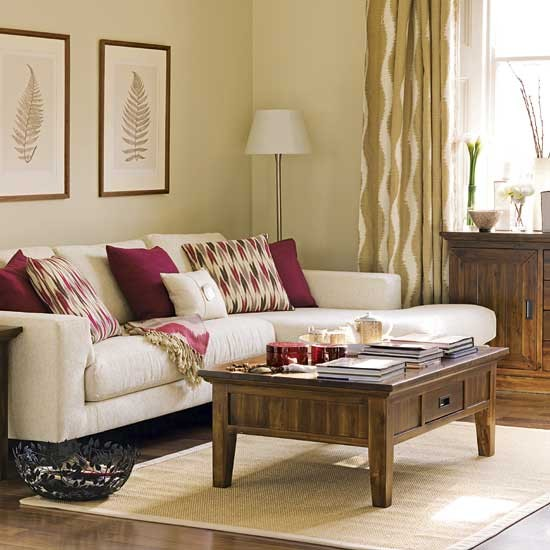 Global-style living room | Living rooms | Living rooms | Image | Housetohome
