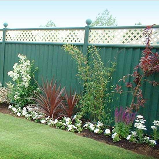 Green Garden Green Garden Fencing