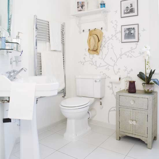 Subtle detailing bathroom | Bathrooms | Bathroom ideas | Image | Housetohome