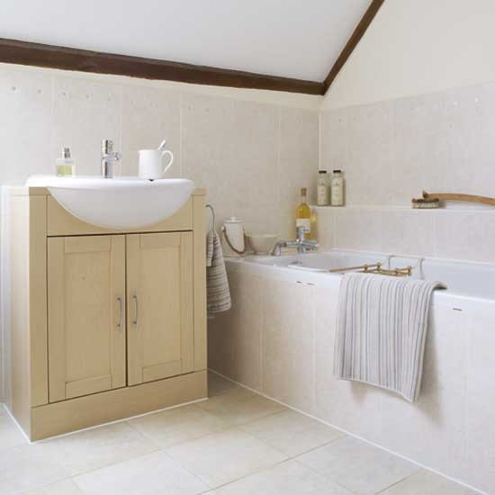 serene attic bathroom bathrooms bathroom ideas image