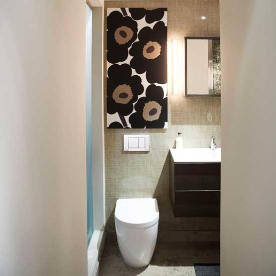 Compact bathroom   Bathrooms   Decorating ideas   Image   Housetohome