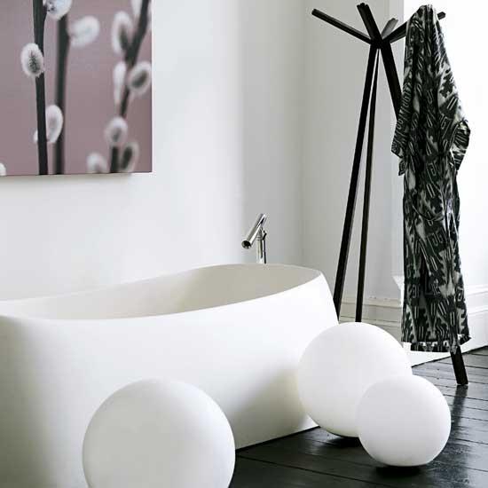 White bathroom | Bathroom idea | Canvas | Image | Housetohome.co.uk