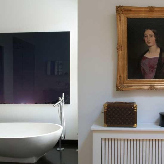 Fine art bathroom | Bathrooms | Decorating ideas | Image | Housetohome