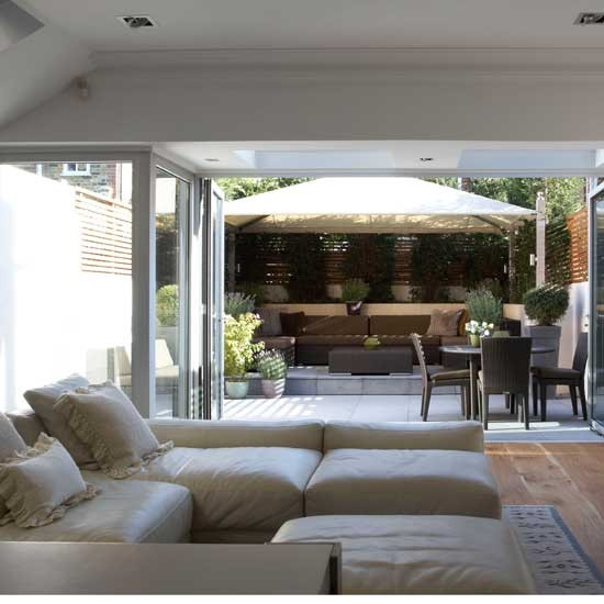 Living room with a view | Decorating ideas | Image | Housetohome.co.uk