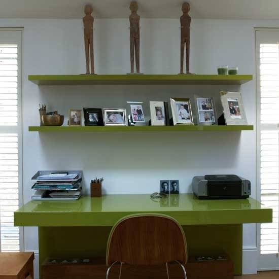 Picture perfect home office | Home offices | Image | Housetohome