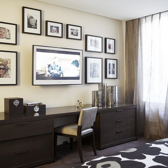 Disguise your TV - Top 10 | Flatscreen TV | PHOTO GALLERY | Housetohome.co.uk