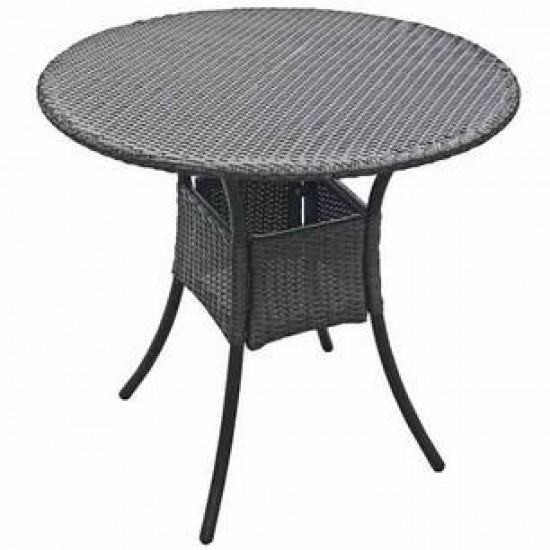Bistro tables homebase bistro tables garden for Outdoor furniture homebase