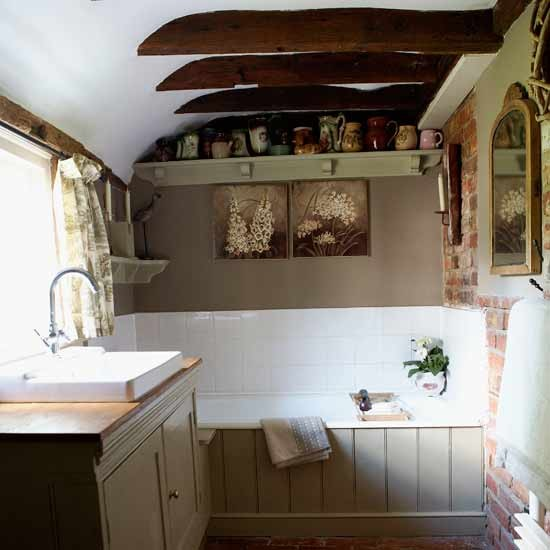 French country bathroom | Bathrooms | Image | Housetohome