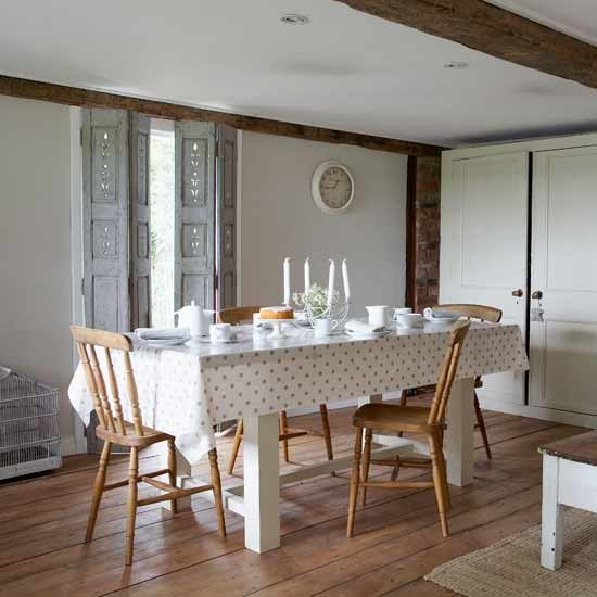 Provencal charm dining room | Dining rooms | Image | Housetohome