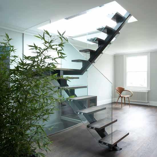 Sculptural hallway   Hallway ideas   Image   Housetohome
