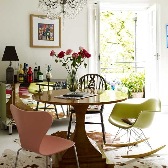 Eclectic mansion flat | House decor | PHOTO GALLERY | Housetohome.co.uk