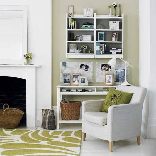Living room alcove storage | Living rooms | Image | Housetohome