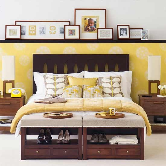Chic Mellow Yellow Bedroom Hotel Style Bedrooms 10 Of The Best