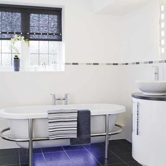 Smart and stylish bathroom | Bathrooms | Decorating ideas | Image | Housetohome