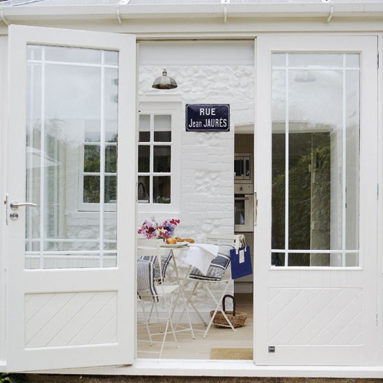 "Nautical Home Decor Uk: ""A Vidéki Otthon"": Angol Tengerparti Házikó, Country"